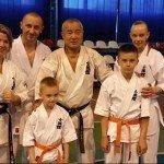 Іван Волошин з сім'єю та іноземними гостями
