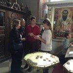 Екскурсія Ужгородом для іноземних гостей