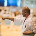 Іван Волошин на Міжнародному семінарі з Шидокан карате в Ужгороді