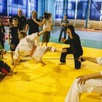 Другий день Міжнародного семінару з Шидокан карате в Ужгороді