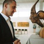 Іван Волошин на захисті дипломників ЗХІ
