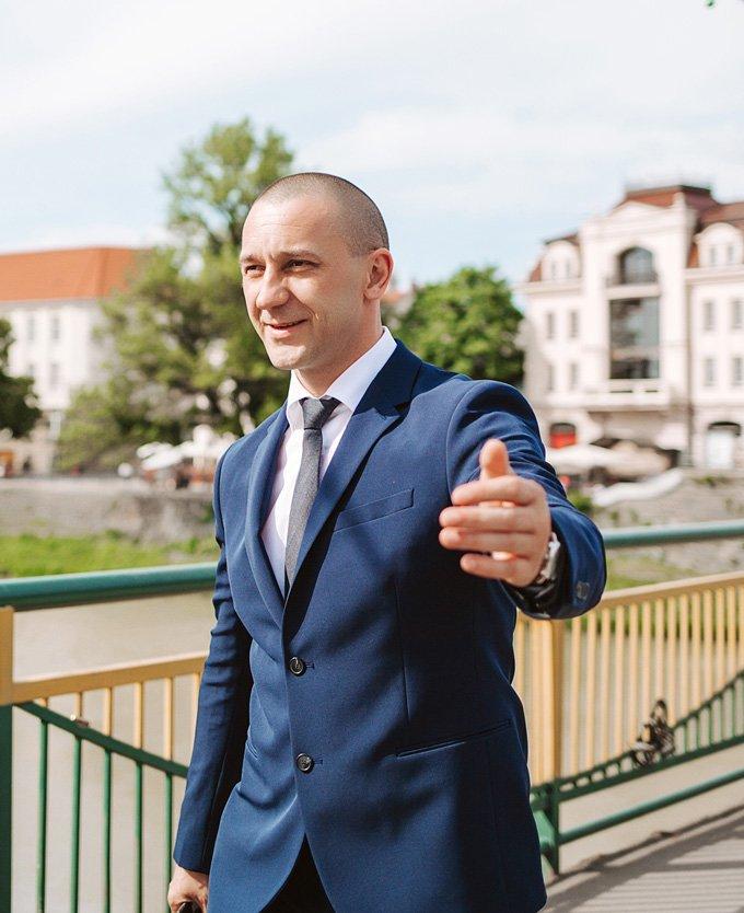 Іван Волошин: Ужгород має стати європейським містом