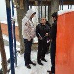 Іван Волошин переконує власника новобудови