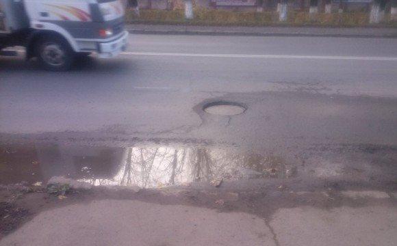 """""""Озеро"""" на вулиці Гагаріна"""