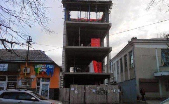 Новобудова на Мукачівській
