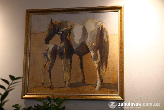 Волошин пишається успіхами художника-однокурсника Едуарда Приходька
