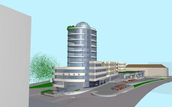 Проект будинку по вл. Гойди