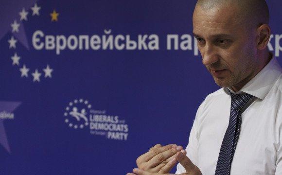 Іван Волошин кандидат в мери Ужгорода